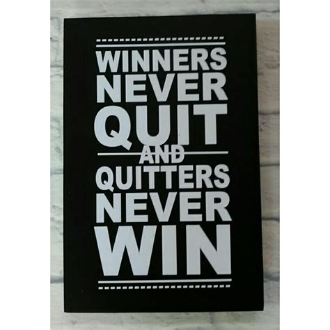 jual hiasan dinding poster kata motivasi winners