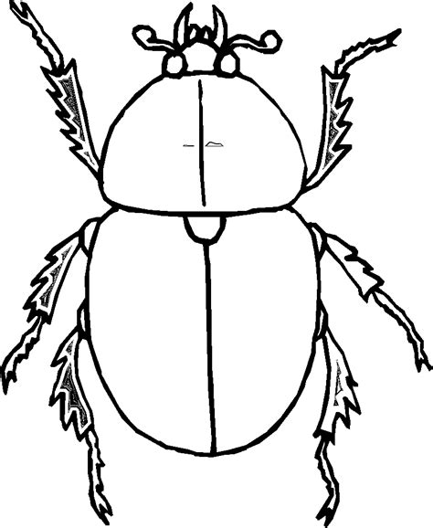 japanese beetle coloring page goliath beetle coloring page coloring pages