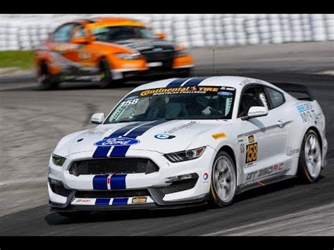 mustang ricer 2016 ford shelby gt350r c mustang race car