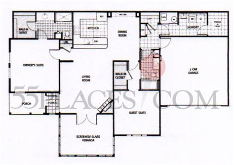 1700 sq ft house plans floorplan 1700 sq ft the fairways at