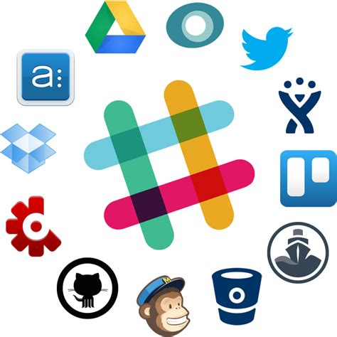 visual branding more than a logo voce platforms slack works with the services that your team already uses