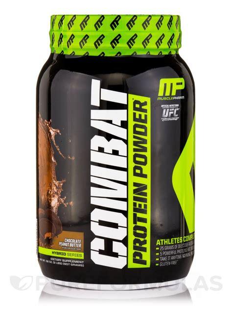 Combat Protein Powder combat protein powder 174 chocolate peanut butter 32 oz 907 grams