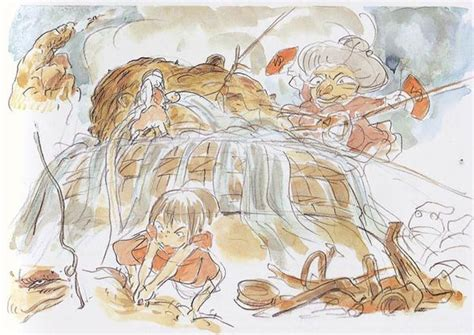 Studio C Sketches by 17 Best Hayao Miyazaki Sketches Images On