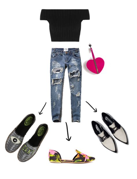 Rock N Roll Flats That Say So Fashiontribes Fashion Shoe by 5 Shoe Trends You Never Thought You Could Pull