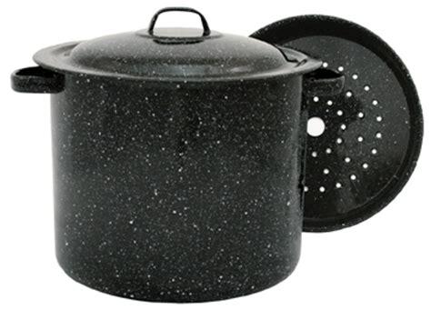 Weston Steamer Pot stock pot with steamer insert canning supplies