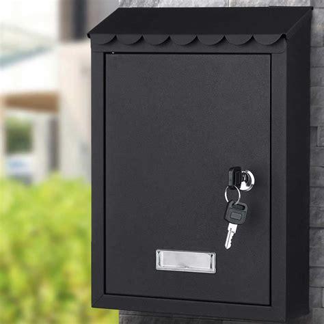 come aprire cassetta postale senza chiave cassetta postale parete in acciaio buca lettere posta