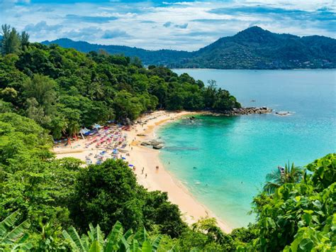 family holiday destinations  thailand mom