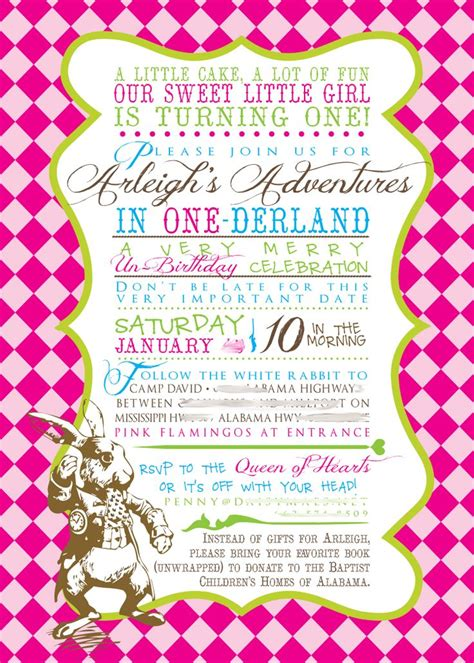 printable birthday party invitations for kids new party