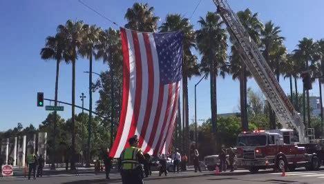 photos: fallen san jose officer michael katherman memorial
