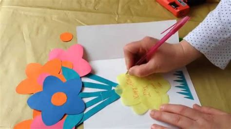 how to make a card at home how to make s day card at home