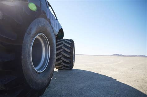 bigfoot electric truck 2017 ford bigfoot electric truck the fast truck