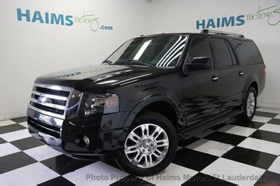 2014 used ford expedition el 2wd 4dr limited at haims