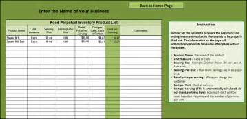 food cost spreadsheet template food cost inventory spreadsheet laobingkaisuo