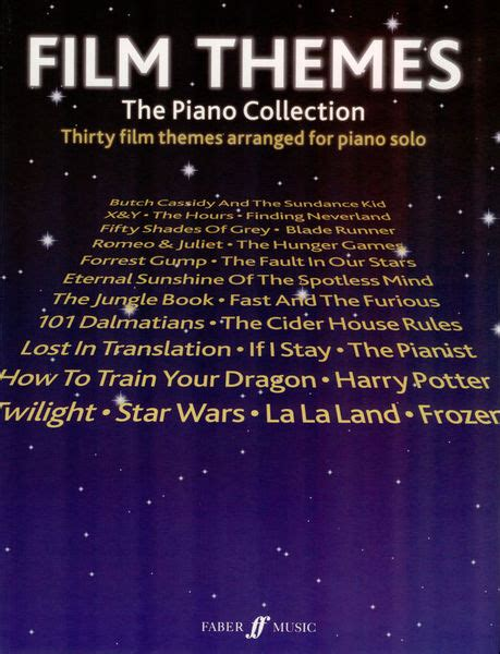 themes lost in translation film faber music film themes the piano thomann united states