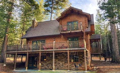 Cabin Rentals In California by Cabin Rental Near Sacramento Gling Hub