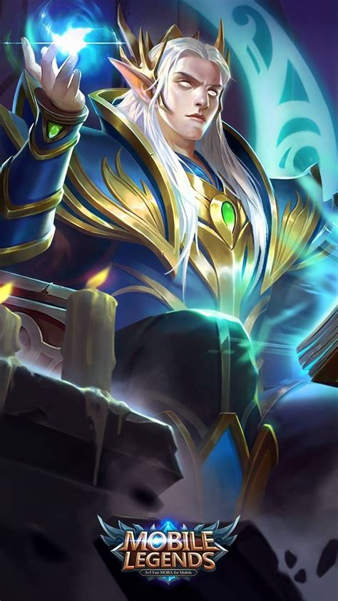 mobile legends heroes estes moon king mobile legends