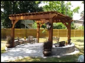 triyae backyard pergola design ideas various