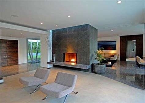 mid century modern fireplaces wallpaper ideas for dining room simple back yard