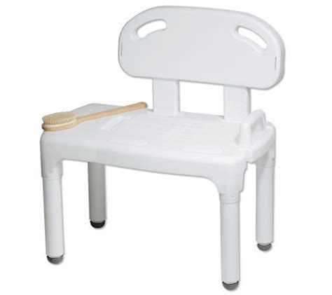 carex universal transfer bench carex universal transfer bench w back and removable soap