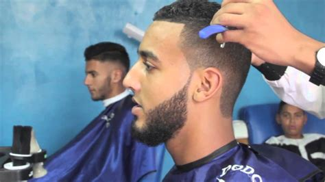 Salon DODO 2015 // Degrade Haircut for Men