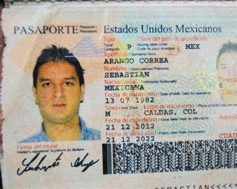 libro pasaporte libro de ejercicios pf investiga celular de colombiano que morreu em queda de avi 227 o