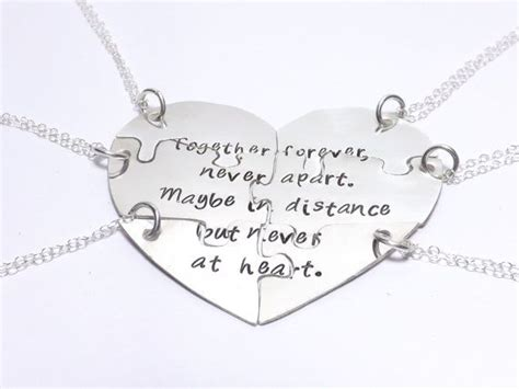 Friend Shape Silver Bandul Friend Silver 35 best images about best friends on best friends grams and puzzle necklace