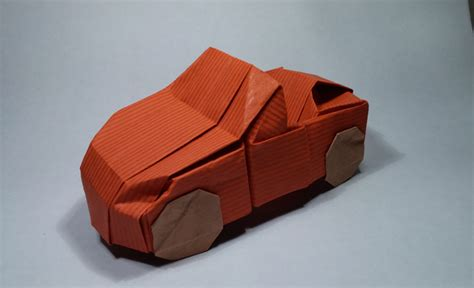 Origami Paper Car - paper folding car 28 images the lexus lfa may cost