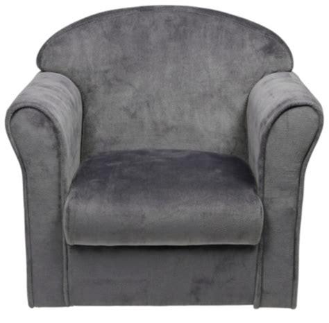 fauteuil xl velours fauteuil l 50 l 39 h 44 velours gris petits