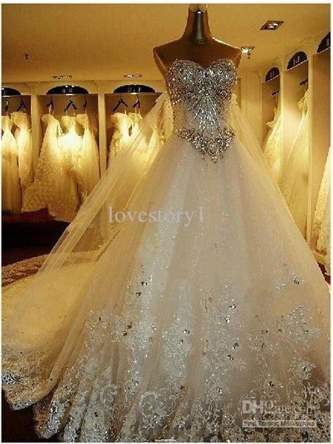 hochzeitskleid israelische designerin 2014 newest romantic luxury bride dress crystals cathedral
