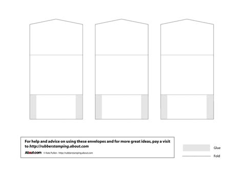 Blank Printable Small Envelope Template Chic Stationery Pinterest Small Envelope Template
