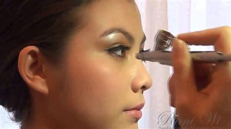 Makeup Artist Medan bridal wedding airbrush makeup by rani wi professional
