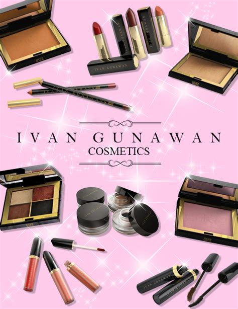 Ivan Gunawan Inez Eyeshadow the cosmetics by ivan gunawan sugar