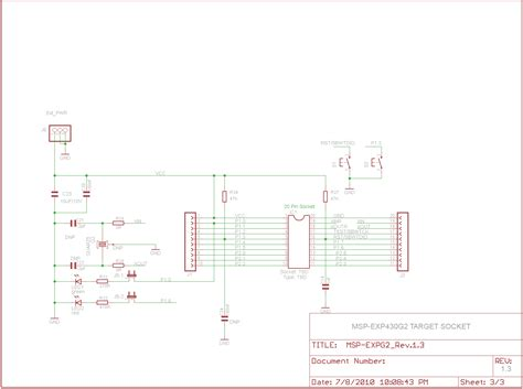 ti digital resistor msp430 launchpad schematic images and explanation