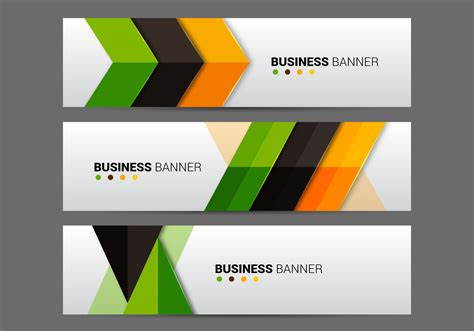 business banner vector   vectors