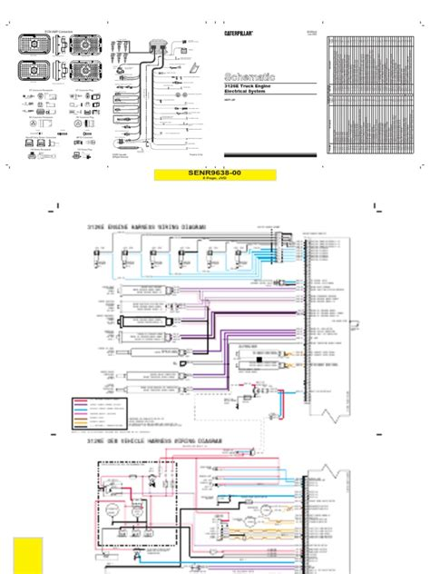 caterpillar alternator to battery wiring diagram free