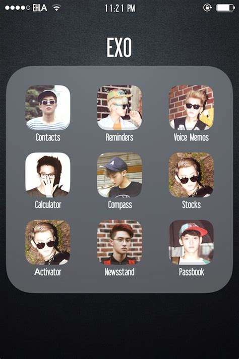 exo themes for iphone 4 exo theme thebigboss org iphone software apps games