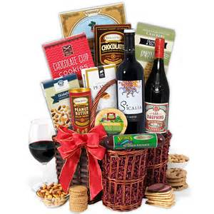 wine gift baskets wine showcase gift basket by gourmetgiftbaskets