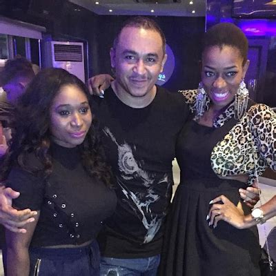 cool fm's dj freez 40th birthday with parents,olamide