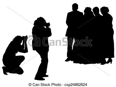 Wedding Photography Clipart by Vector Illustration Of Wedding Photographers Wedding