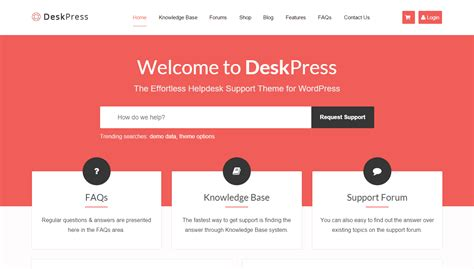 best free help desk 15 best helpdesk themes for your business