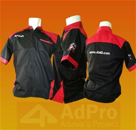 Katun Terbaru Bordiran Punggung Besar Harga Bersaing contoh baju seragam kerja terbaru jasa konveksi murah jakarta