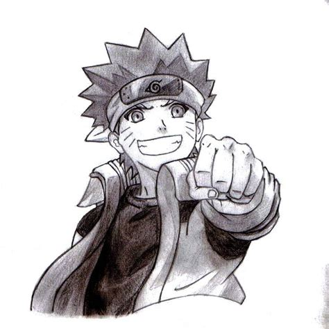 Imagenes A Lapiz De Naruto Shippuden | dibujos de naruto a lapiz im 225 genes taringa