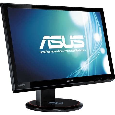 Monitor Lcd Vision asus vg236h 23 quot widescreen lcd monitor with nvidia vg236h