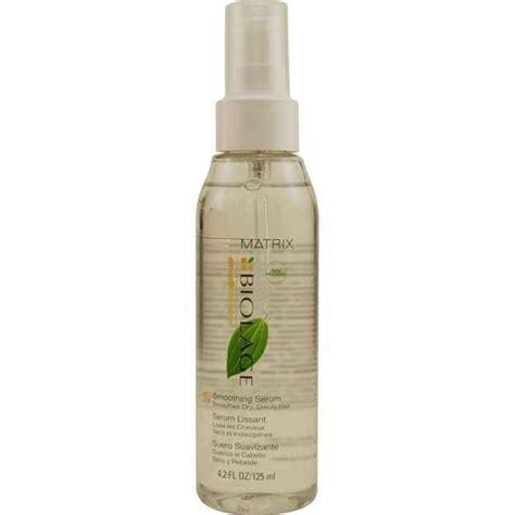 Serum Matrix matrix biolage smoothing serum thick hair serum and hair