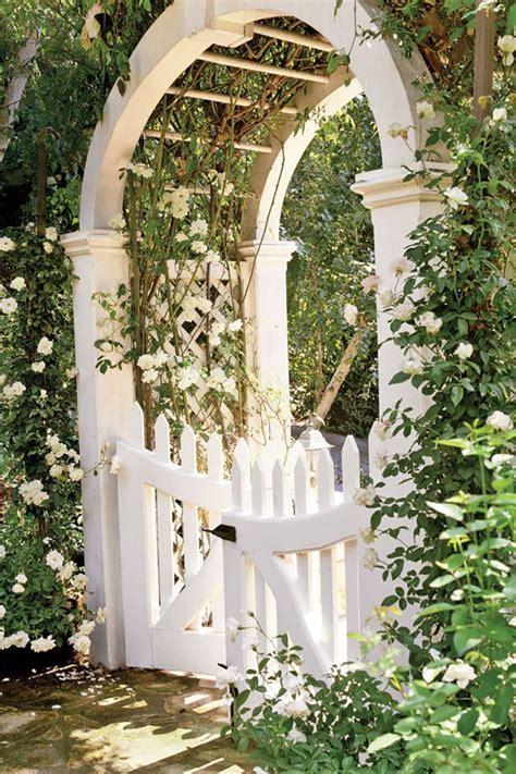 Garden Arch Fence Best 25 Garden Archway Ideas On