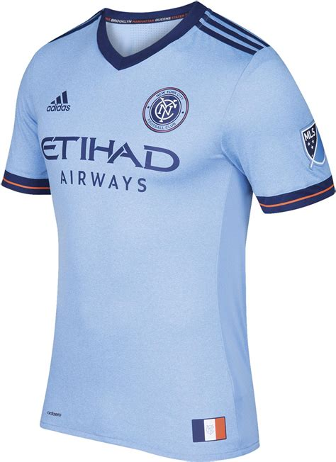 2017 new york new york city fc 2017 home kit released footy headlines