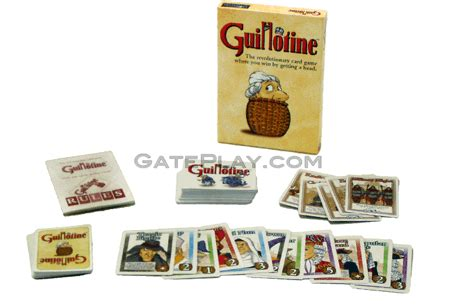 guillotine for card guillotine avalon hill paul peterson gateplay