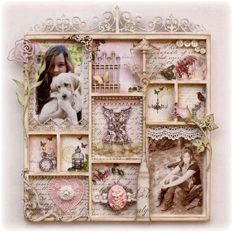 shabby chic wall decor crafts pinterest