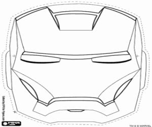 iron man helmet coloring pages avengers coloring pages printable games 2