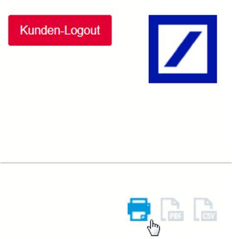 meine bank deutsche bank deutsche bank